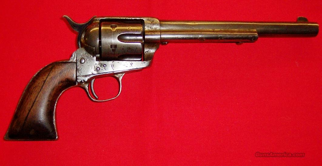 Colt Single Action Army  Guns > Pistols > Colt Single Action Revolvers - 1st Gen.