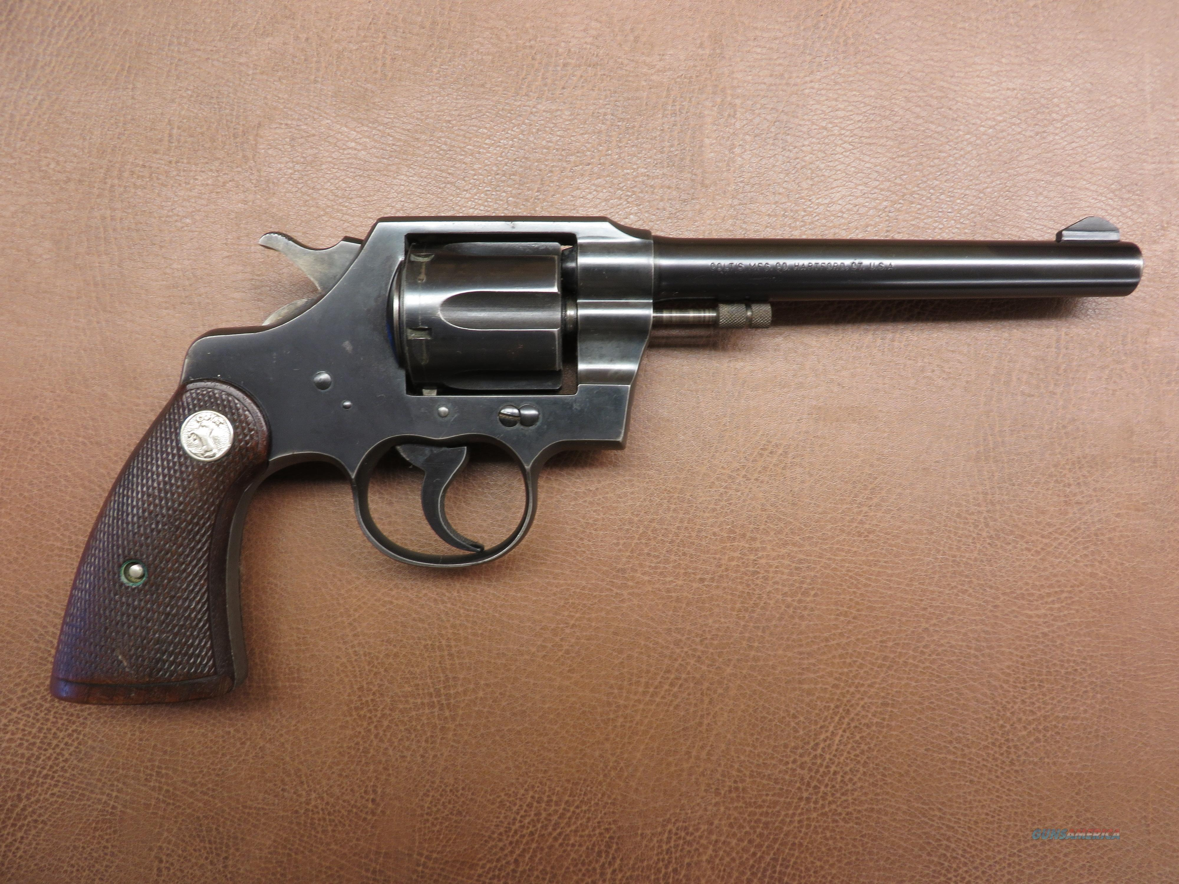 Colt Official Police  Guns > Pistols > Colt Double Action Revolvers- Modern