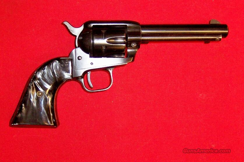 Colt Single Action Frontier Scout  Guns > Pistols > Colt Single Action Revolvers - Modern (22 Cal.)