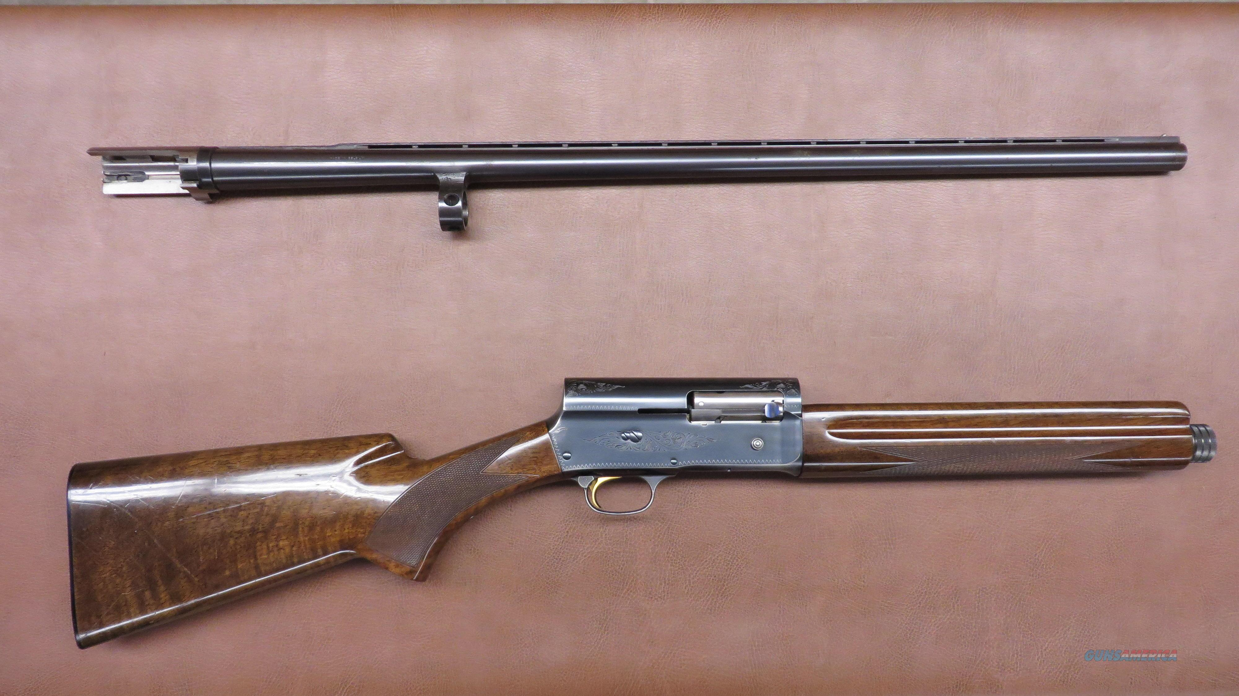 Browning Auto Five Sweet 16  Guns > Shotguns > Browning Shotguns > Autoloaders > Hunting