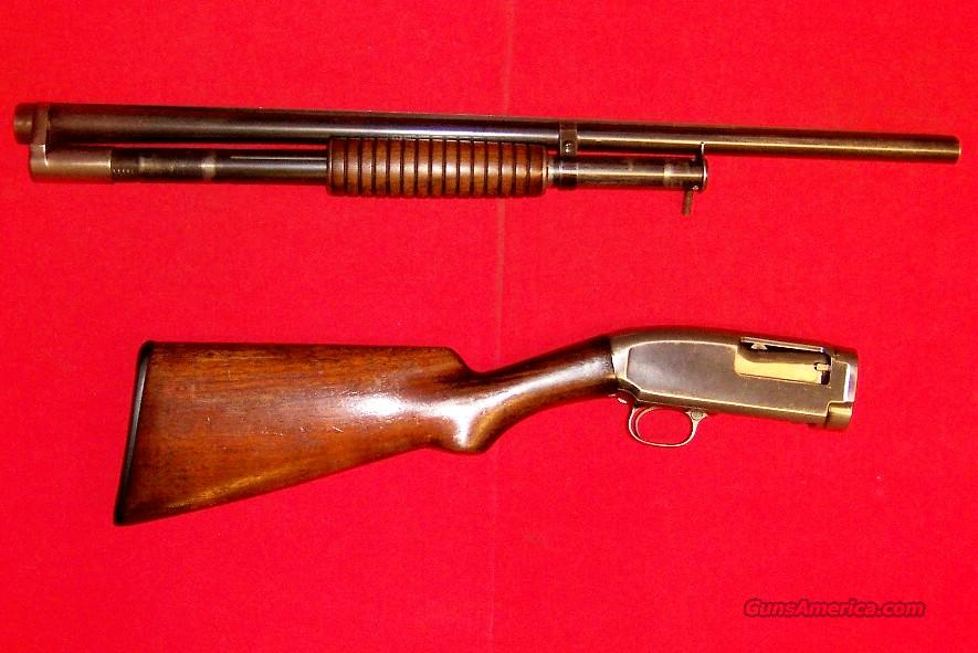Winchester Model 1912  Guns > Shotguns > Winchester Shotguns - Modern > Pump Action > Hunting