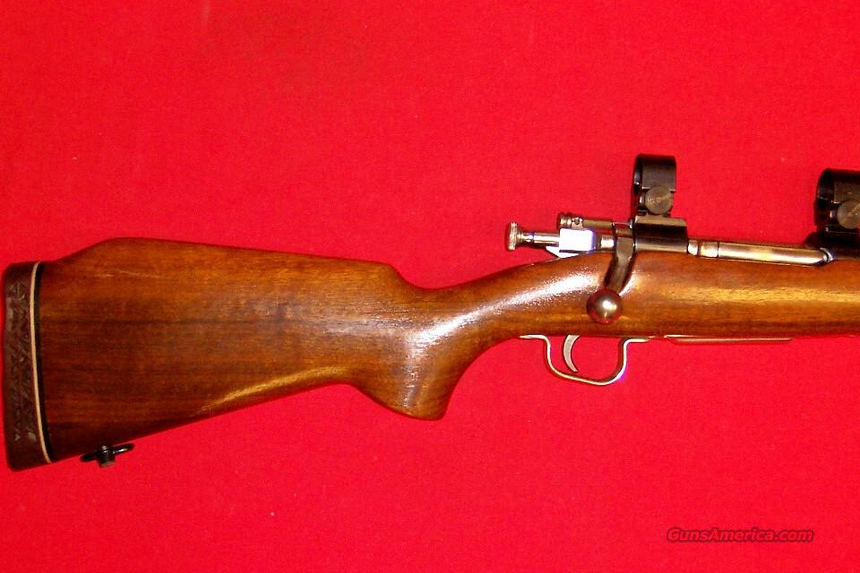 U.S. Smith Corona Model 03-A3 Sporterized  Guns > Rifles > Military Misc. Rifles US > 1903 Springfield/Variants