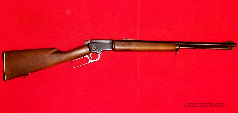 Marlin Golden 39A Mountie  Guns > Rifles > Marlin Rifles > Modern > Lever Action