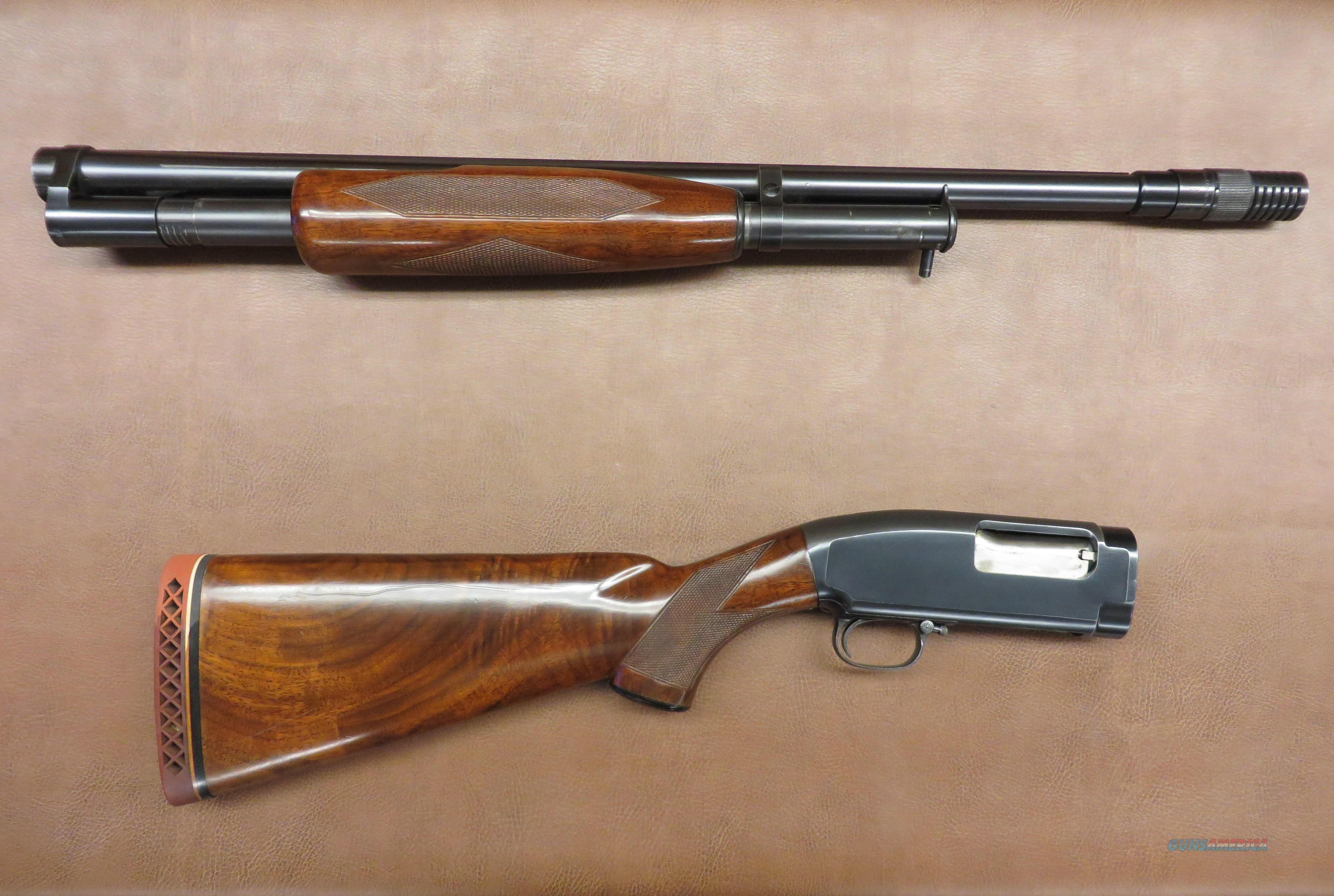 Winchester Model 12 Skeet  Guns > Shotguns > Winchester Shotguns - Modern > Pump Action > Hunting
