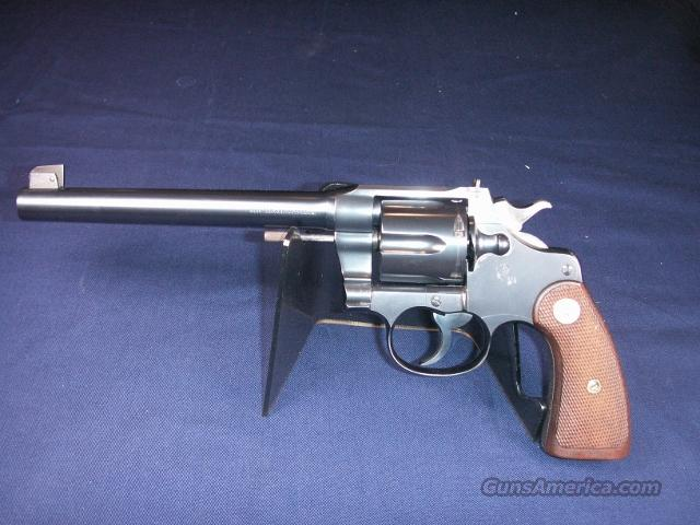Colt New Service Target UNFIRED  Guns > Pistols > Colt Double Action Revolvers- Pre-1945