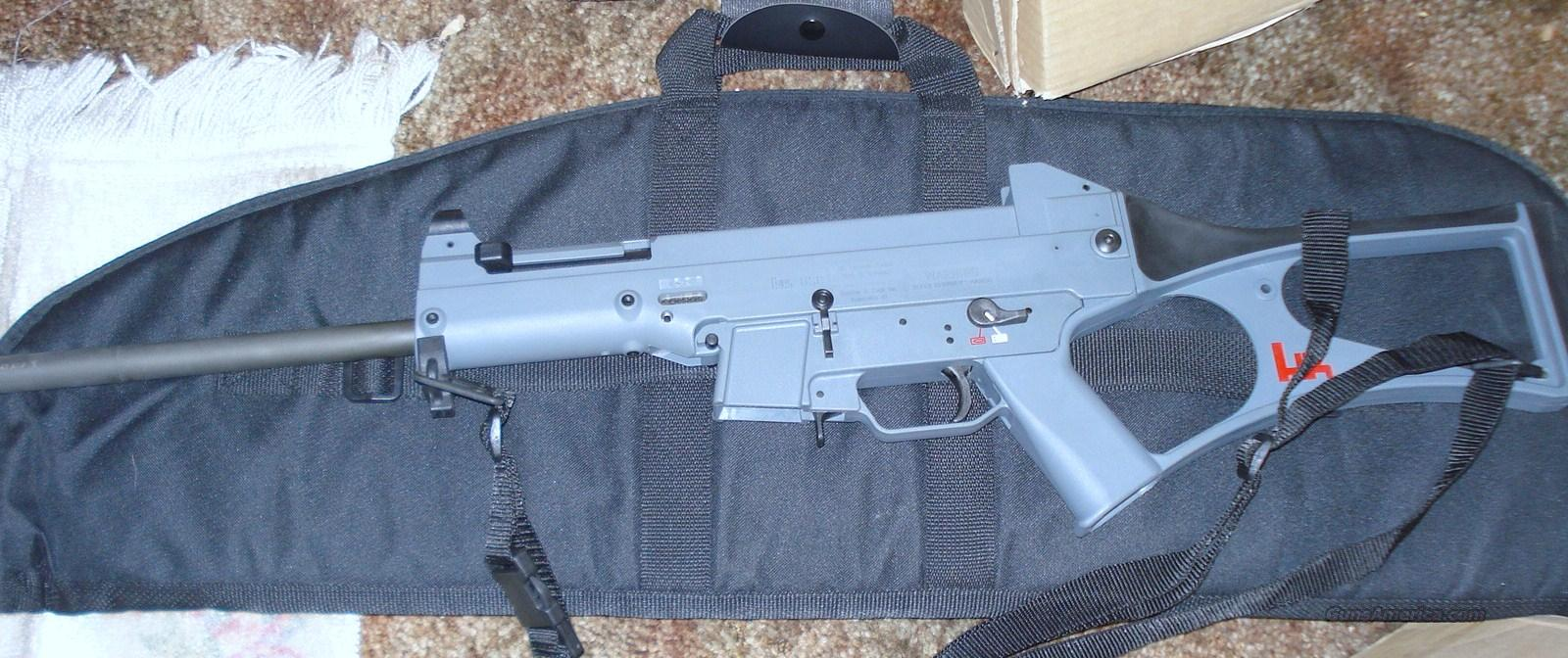H&K USC 45 Carbine  Guns > Rifles > Heckler & Koch Rifles > Tactical