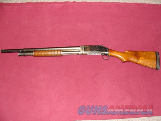Winchester 97 Cowboy Gun  Guns > Shotguns > Cowboy Action Shotguns Misc.