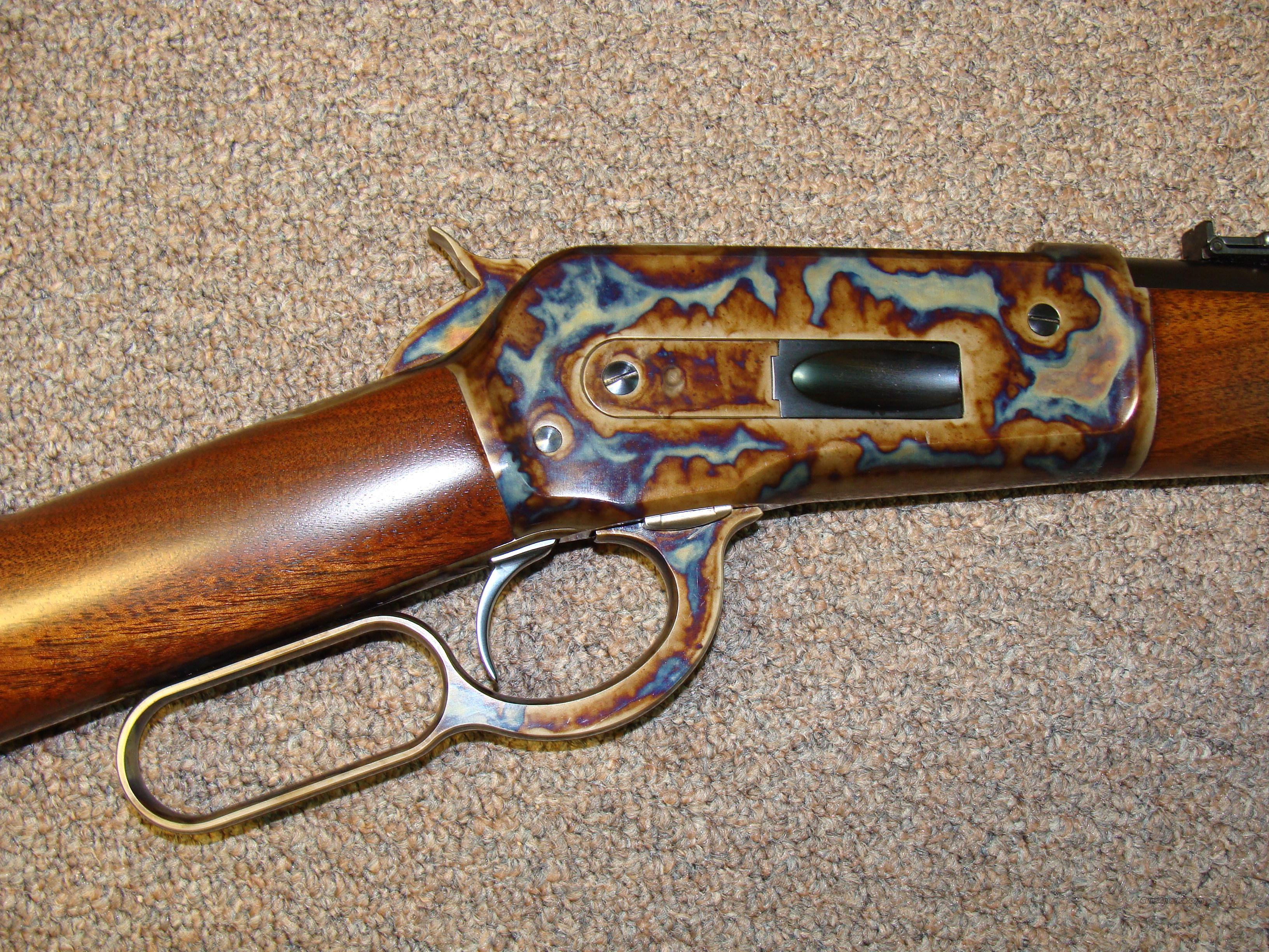 1886 SADDLE RING CARBINE BROWNING CUSTOM  Guns > Rifles > Browning Rifles > Lever Action