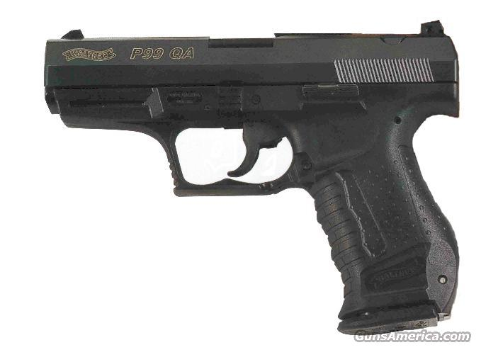 REDUCED Walther P99 QA 9mm NS  Guns > Pistols > Walther Pistols > Post WWII > P99/PPQ