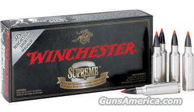 WINCHESTER FACTORY RIFLE AMMUNITION  Non-Guns > Ammunition
