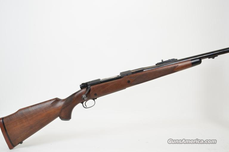 WINCHESTER 70 AFRICAN PRE 64 458 WIN MAG  Guns > Rifles > Winchester Rifles - Modern Bolt/Auto/Single > Model 70 > Pre-64