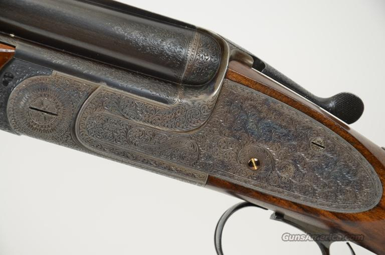 CHURCHILL PREMIER PINLESS SIDELOCK O/U 12 GAUGE  Guns > Shotguns > Double Shotguns (Misc.)  > English