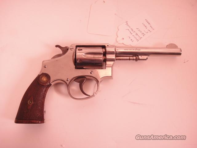 SMITH&WESSON 32-20 HAND EJECTOR  Guns > Pistols > Smith & Wesson Revolvers > Pre-1945
