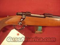 RUGER 77  358 WINCHESTER  Guns > Rifles > Ruger Rifles > Model 77