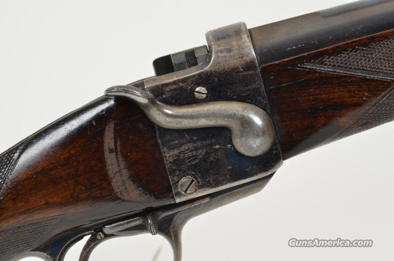 WESTLEY RICHARDS DEELEY EDGE PATENT 450 #1 EXPRESS  Guns > Rifles > Westley Richards Rifles