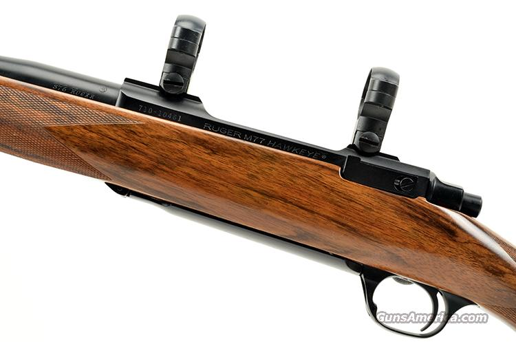 AMERICAN HUNTING RIFLE CUSTOM BOLT 375 RUGER  Guns > Rifles > Custom Rifles > Bolt Action