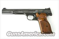 SMITH&WESSON MODEL 41 22  Guns > Pistols > Smith & Wesson Pistols - Autos > .22 Autos