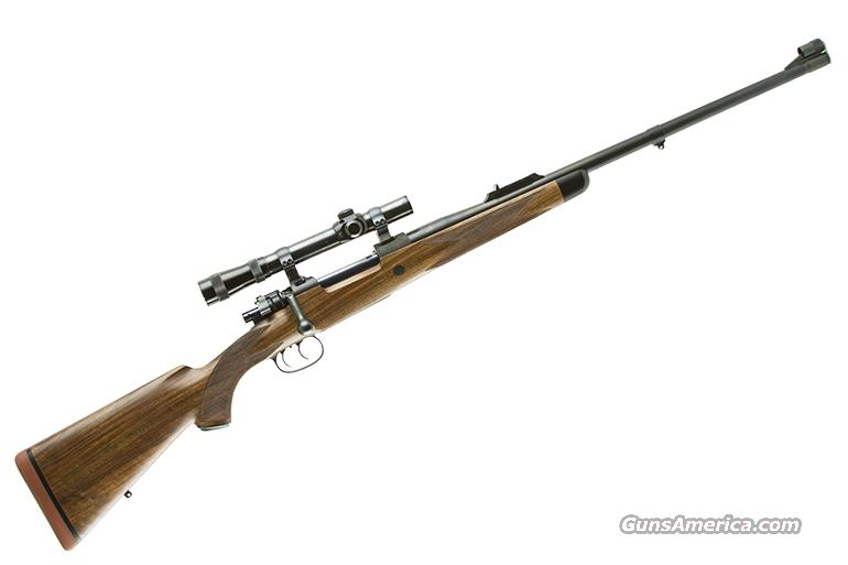 LON PAUL OBERNDORF BIG GAME RIFLE 10.75X68  Guns > Rifles > Custom Rifles > Bolt Action