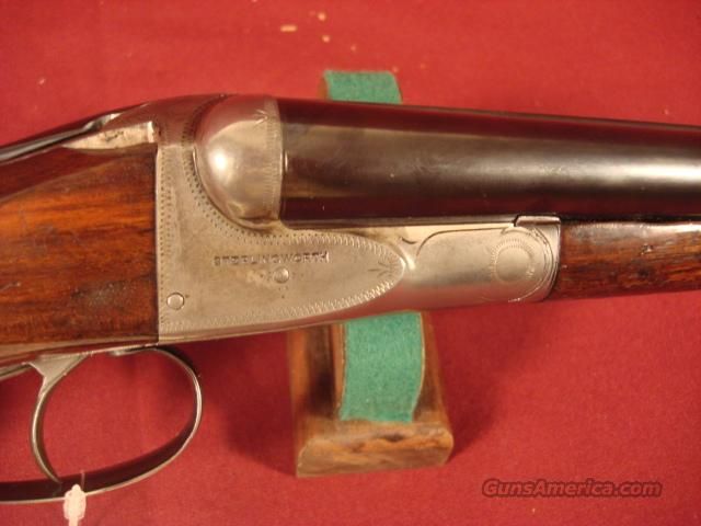 A.H.FOX STERLINGWORTH W/EJECTORS 16 GAUGE  Guns > Shotguns > Fox Shotguns