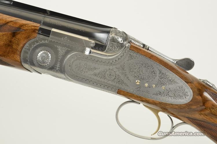 BERETTA S0-6 EL O/U 12 GAUGE  Guns > Shotguns > Beretta Shotguns > O/U > Hunting