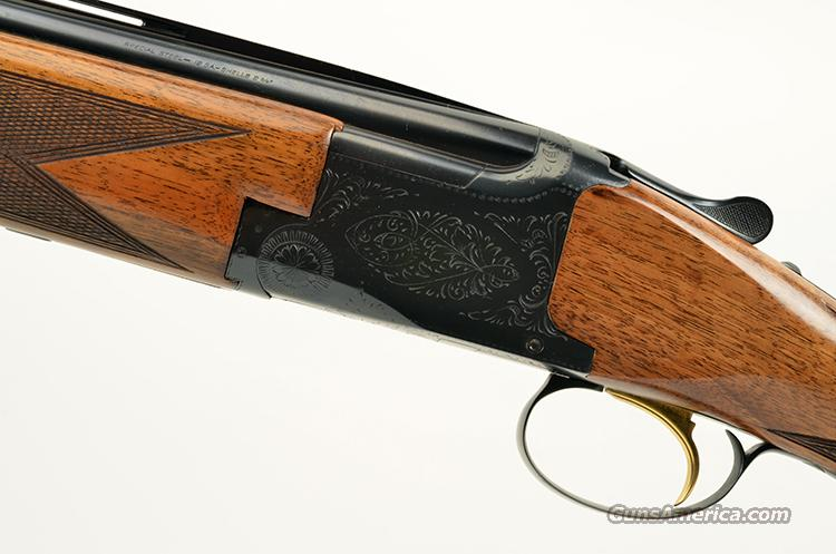 BROWNING SUPERPOSED GRADE 1 12 GAUGE  Guns > Shotguns > Browning Shotguns > Over Unders > Belgian Manufacture