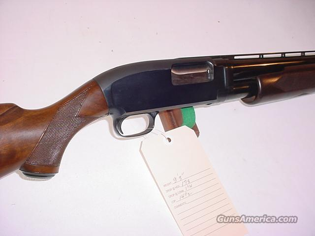 WINCHESTER M-12 DELUXE TRAP 12 GAUGE PRE 64  Guns > Shotguns > Winchester Shotguns - Modern > Pump Action > Trap/Skeet