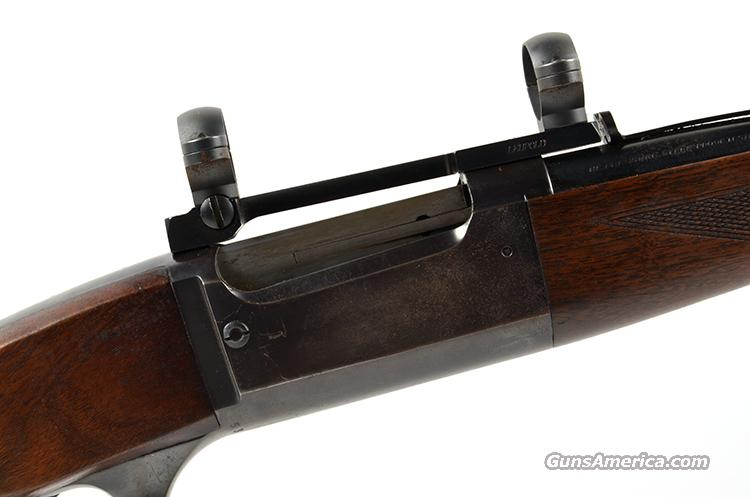 SAVAGE 99 250-3000  Guns > Rifles > Savage Rifles > Model 95/99 Family
