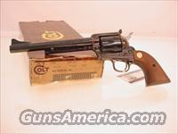 colt New Frontier  SAA 44-40  Colt Single Action Revolvers - 3rd Gen.