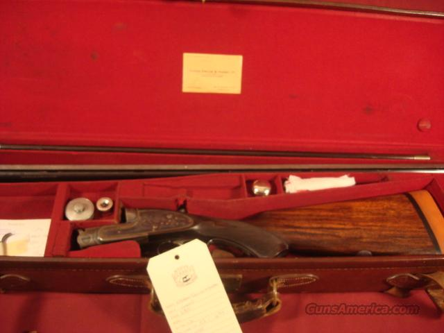 OGDEN,SMITH&HUSSEY SLE SINGLE BARREL TRAP 12 GAUGE  Guns > Shotguns > Double Shotguns (Misc.)  > English