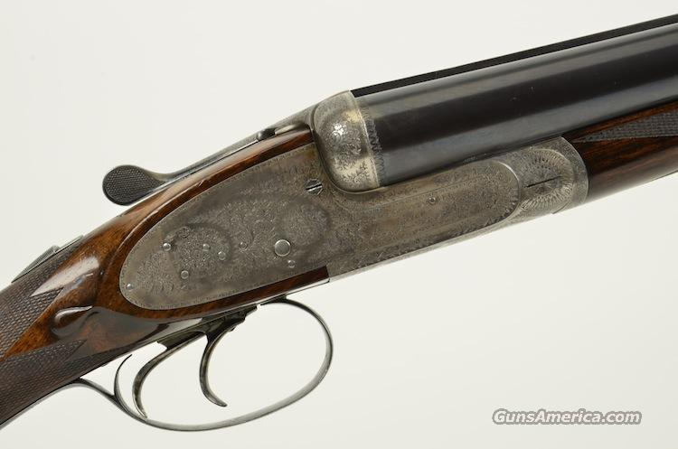 JULES GERVAIS BEST SIDELOCK SXS 12 GAUGE  Guns > Shotguns > Double Shotguns (Misc.)  > Belgian