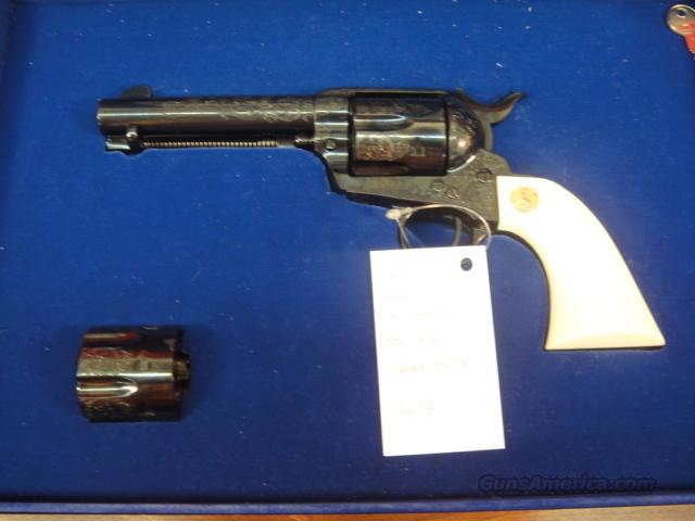 COLT SAA COLT ARMORY EDITION 45ACP& 45LC  Guns > Pistols > Colt Single Action Revolvers - 3rd Gen.