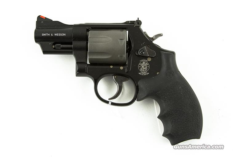 SMITH&WESSON M386 PD AIRLITE 357 MAG  Guns > Pistols > Smith & Wesson Revolvers > Full Frame Revolver