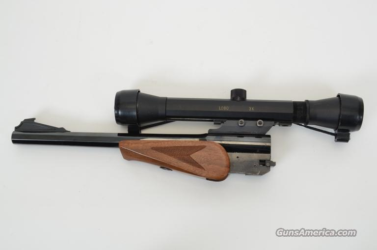 THOMPSON CONTENDER BARREL 22 HORNET BARREL  Guns > Pistols > Thompson Center Pistols > Contender