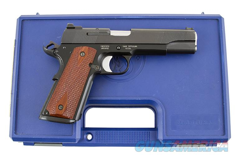 SMITH&WESSON 1911 PD 45 ACP  Guns > Pistols > Smith & Wesson Pistols - Autos > Steel Frame