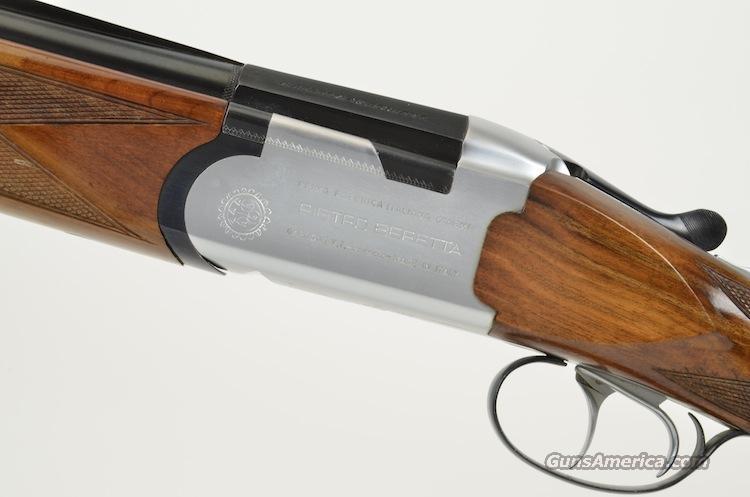 BERETTA S55 BREVET O/U 12 GAUGE  Guns > Shotguns > Beretta Shotguns > O/U > Hunting