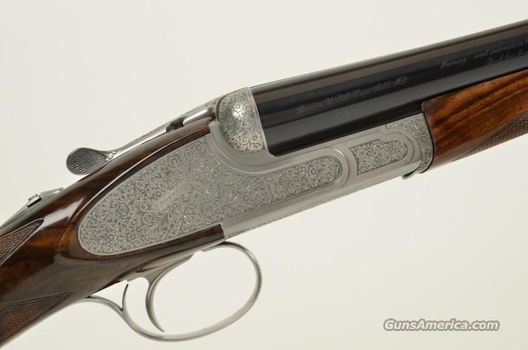 BERETTA JUBILEE II SXS 20 GAUGE  Guns > Shotguns > Beretta Shotguns > SxS