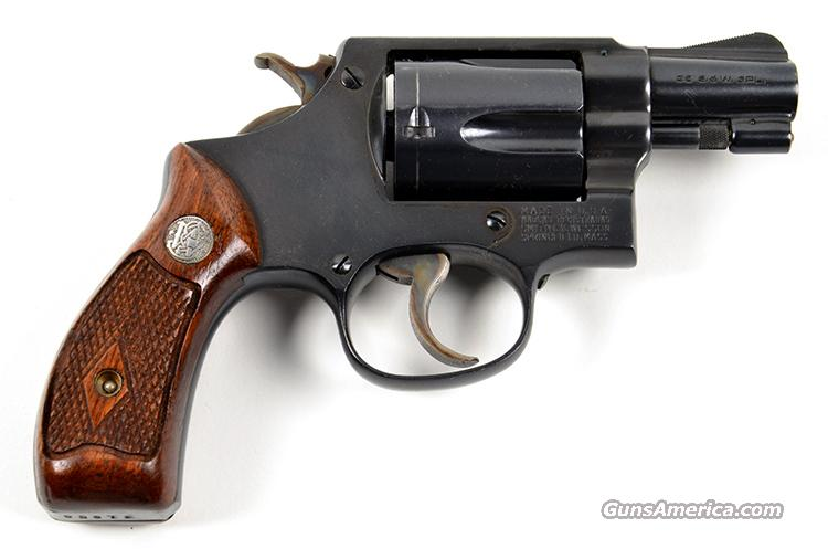 SMITH & WESSON PRE 36 CHIEFS SPECIAL 5 SCREW 38 SPECIAL  Guns > Pistols > Smith & Wesson Revolvers > Pocket Pistols