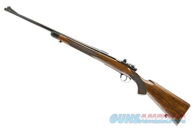 GRIFFIN&HOWE MAUSER 7X57  Guns > Rifles > Griffin and Howe Rifles