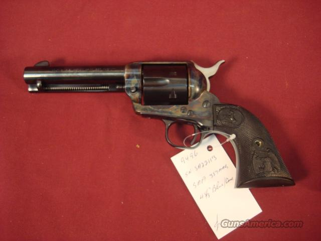 COLT SAA 3RD GENERATION 357 MAG  Guns > Pistols > Colt Single Action Revolvers - 3rd Gen.