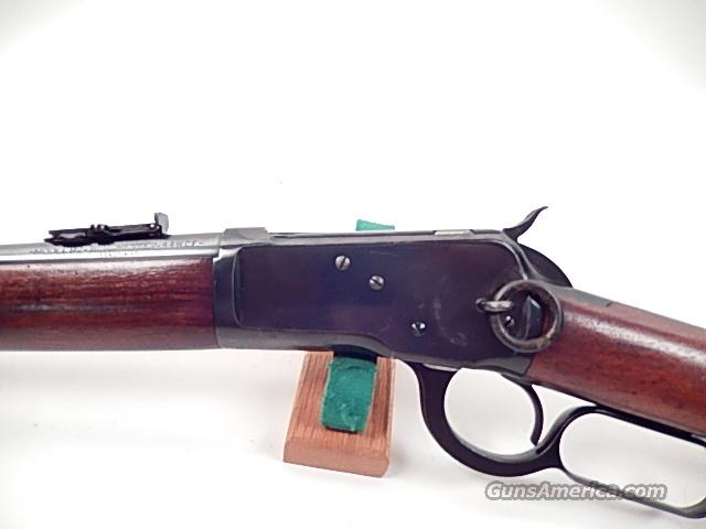 WINCHESTER 1892 SRC TRAPPER 44-40  Guns > Rifles > Winchester Rifles - Modern Lever > Other Lever > Pre-64