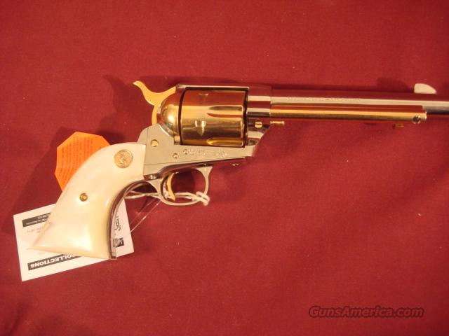 COLT SAA 2ND GENERATION LAWMAN SERIES 45LC  Guns > Pistols > Colt Single Action Revolvers - 2nd Gen.