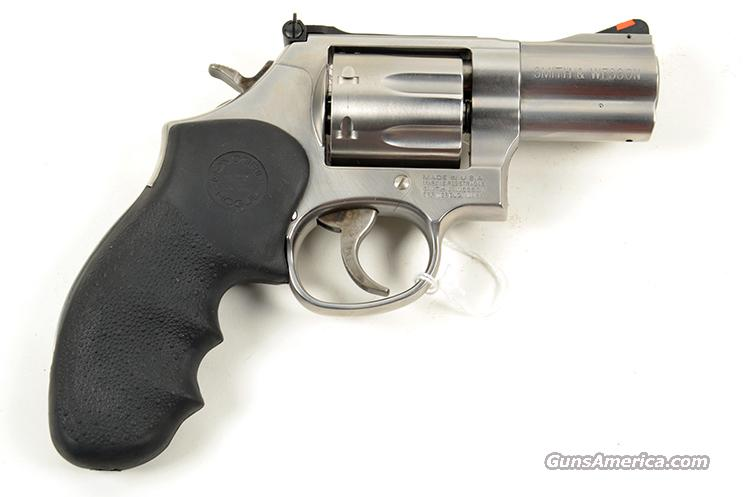 SMITH&WESSON 686-6 357 MAGNUM  Guns > Pistols > Smith & Wesson Revolvers > Full Frame Revolver
