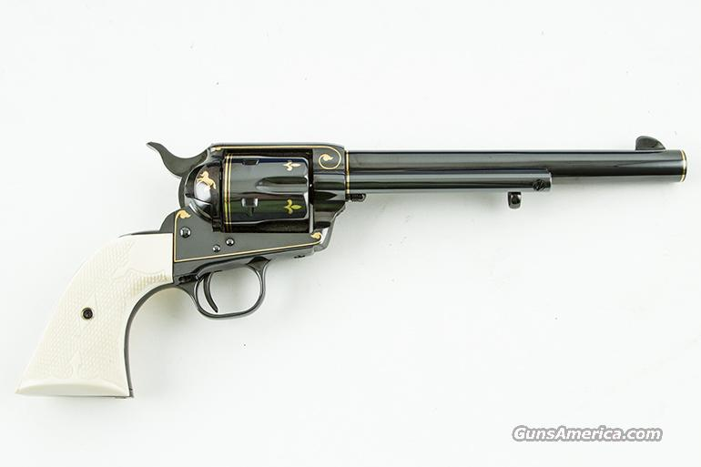 COLT SAA 1984 USA EDITION ONLY 100 MADE 44-40  Guns > Pistols > Colt Commemorative Pistols
