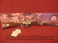 WINCHESTER BOY SCOUT 75 ANNIVERSARY 9422 XTR 22  Guns > Rifles > Winchester Rifle Commemoratives
