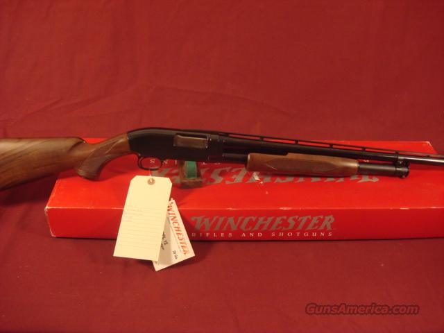 WINCHESTER MODEL 12 20 GAUGE GRADE 1  Guns > Shotguns > Winchester Shotguns - Modern > Pump Action > Hunting