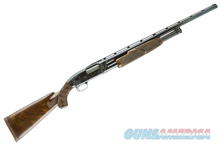 WINCHESTER MODEL 12 PPIGEON SKEET 12 GAUGE #5 ENGRAVED  Guns > Shotguns > Winchester Shotguns - Modern > Pump Action > Trap/Skeet