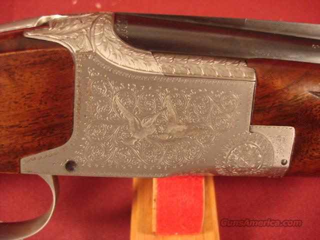 BROWNING PIGEON SUPERPOSED 28 GAUGE  Guns > Shotguns > Browning Shotguns > Over Unders > Belgian Manufacture