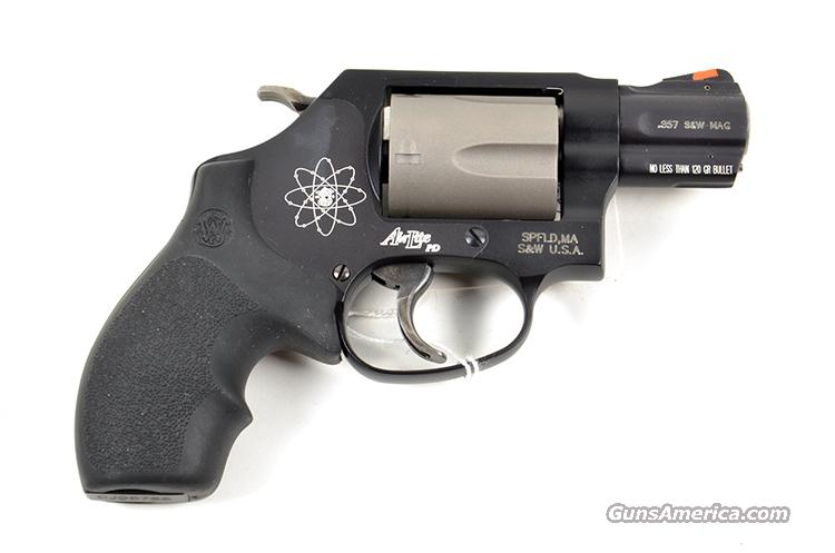 SMITH&WESSON AIRLITE PD M-360 357 MAG  Guns > Pistols > Smith & Wesson Revolvers > Pocket Pistols