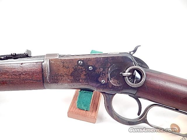 WINCHESTER 1892 SADDLE RING CARBINE 38-40  Guns > Rifles > Winchester Rifles - Modern Lever > Other Lever > Pre-64