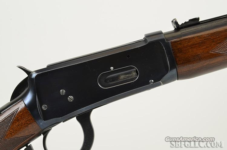 WINCHESTER 64 DELUXE CARBINE 25-35  Guns > Rifles > Winchester Rifles - Modern Lever > Other Lever > Pre-64